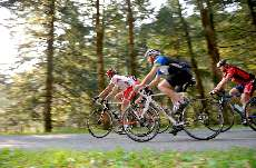 A vélo dans les Vosges du sud
