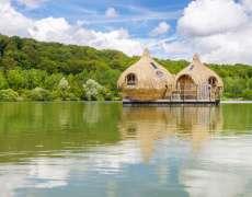 Les cabanes des grands lacs à Chassey-les-Montbozon