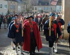 Fête de la Saint-Vincent à Champlitte