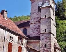 Eglise Saint-Georges à Faucogney-et-la-Mer