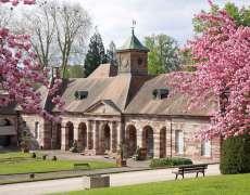 Les thermes de Luxeuil-les-Bains