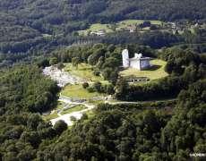 Site de la Colline Notre-Dame du Haut à Ronchamp