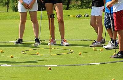 Genevrey : La grande semaine du golf