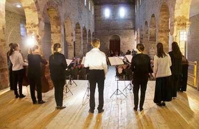 Ronchamp-Marast : Musique aux 4 horizons