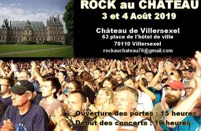 VILLERSEXEL : Rock au château