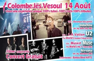 Colombe-les-Vesoul : Festival Colomb'in Rock
