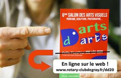 GRAY : 6e salon des arts visuels D'Arts D'Arts