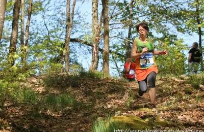 Ternuay : Trail de la Diagonale des 1000 étangs