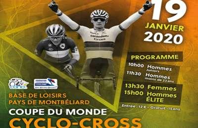 Nommay : Coupe du monde de cyclo-cross UCI TELENET