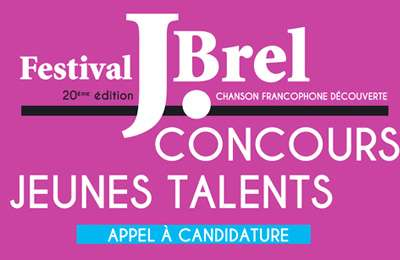 Vesoul : Festival Jacques Brel 2020