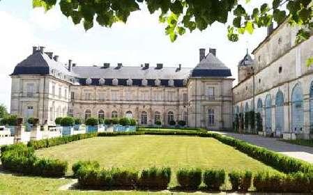 Voyager dans le temps au Château-musée de Champlitte