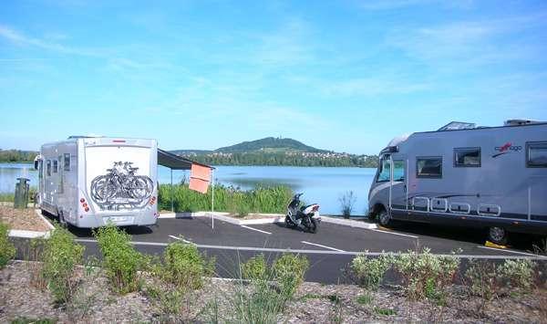 Aires de campings-cars