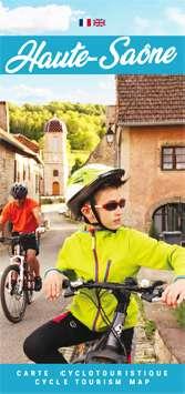 Carte cyclo-touristique