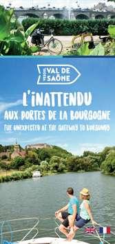 carte touristique Vesoul-Val de Saône